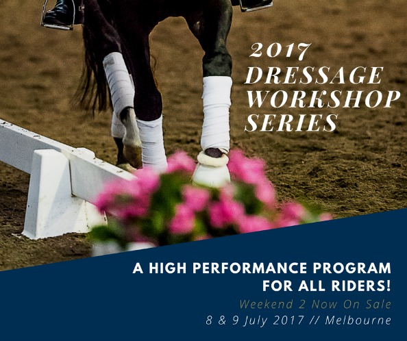 2017 Dressage Workshop Series